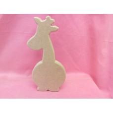 18mm MDF Giraffe 200mm